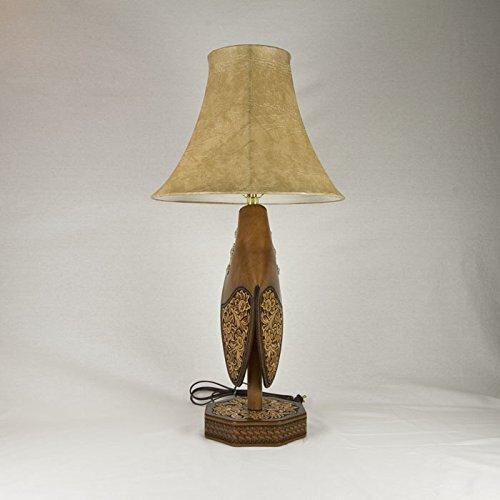 Tapadero Stirrup Style Lamp (TSL001-01)