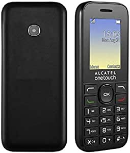 Alcatel 2002D Dual Sim (Cocoa Gray), Gris Libre: Amazon.es ...