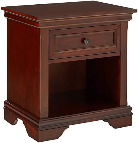 Lafayette Cherry Night Stand by Home Styles