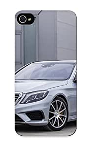 Pirntalonzi Case Cover Protector Specially Made For Iphone 5/5s 2013 Mercedes Benz S63 Amg W222