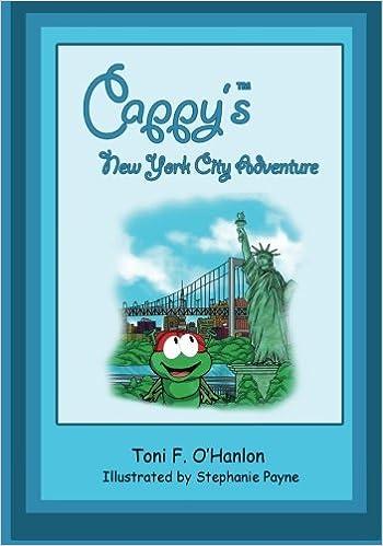 Cappy s New York City Adventure  Toni F. O Hanlon 8baa3c945ac