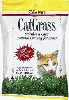 Gimborn Products CRD76200 Cat Grass Bag, 100gm