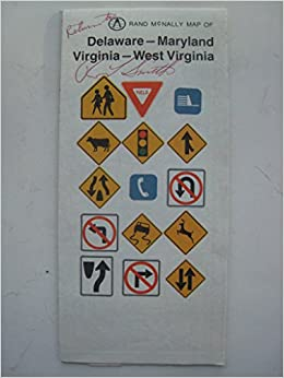 Delaware Traffic Map.Delaware Maryland Virginia West Virginia Map Including