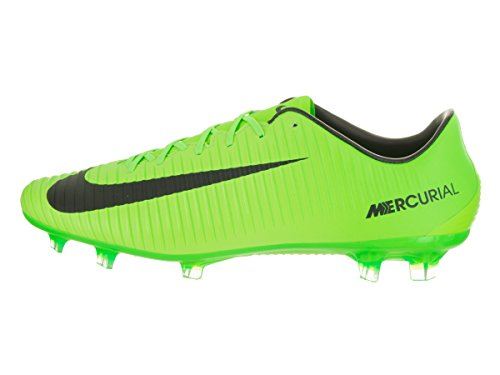 Green Football Iii Veloce Electric Fg Men 303 Nike Mercurial Black 's Boots SwqxOSYz