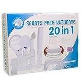 Venom 20-in-1 Pro Sports Pack (Wii)