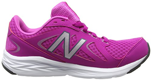 New pink Femme Entrainement Chaussures 650 silver Running Balance Multicolore 490 De 68rwHF6x