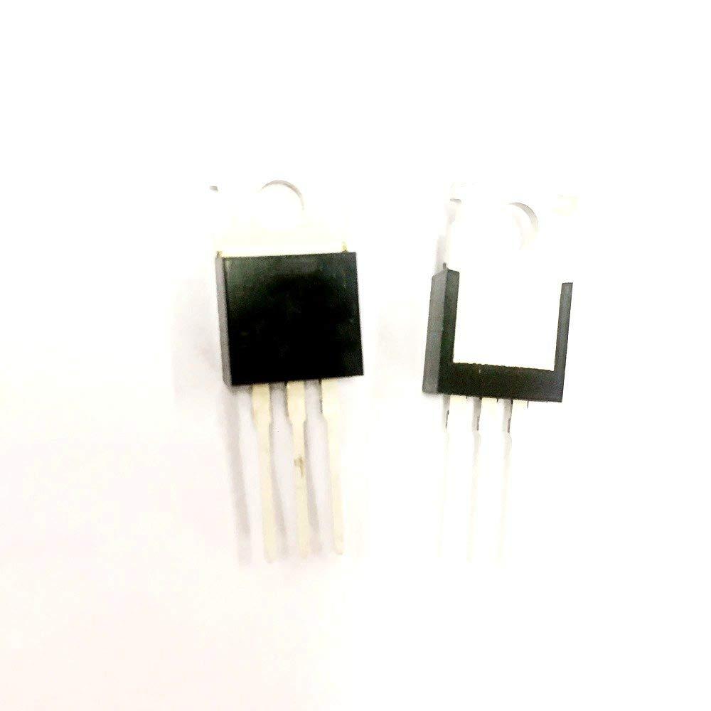 iProTool 50pcs IRFZ44N IRFZ44 Power MOSFET 49A 55V TO-220