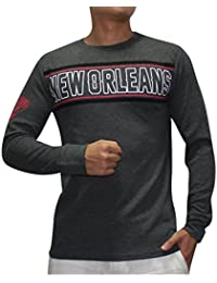 NEW ORLEANS PELICANS - Team Logo Mens Long Sleeve Shirt