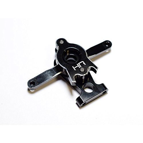 Hot Racing VXS4801 Black Aluminum Bell Crank Steering Kit