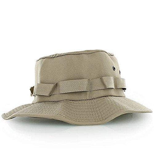 Rothco Jungle Hat (Rothco Jungle Hat, Khaki, Medium)
