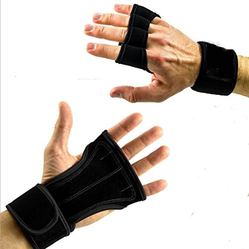 Leather Padding Training Workouts Weightlifting product image