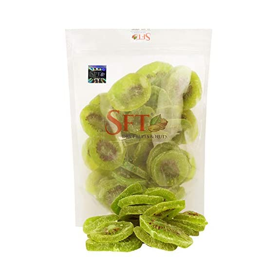 SFT Dried Kiwi, Handpicked, 1 Kg