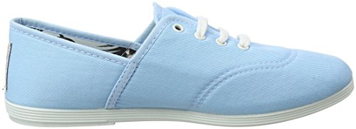Scarpe 000 baby Donna Costa Oxford Flossy Blue Blu Blu Stringate by 58qwZ