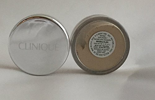 Clinique Blended Face Powder #20 Invisible Blend, .16oz/4.5g, Lot of (Blended Face Powder)