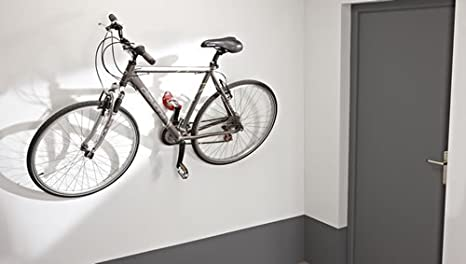 Gancho de pared MOTTEZ pedal de bicicleta: Amazon.es: Coche y moto