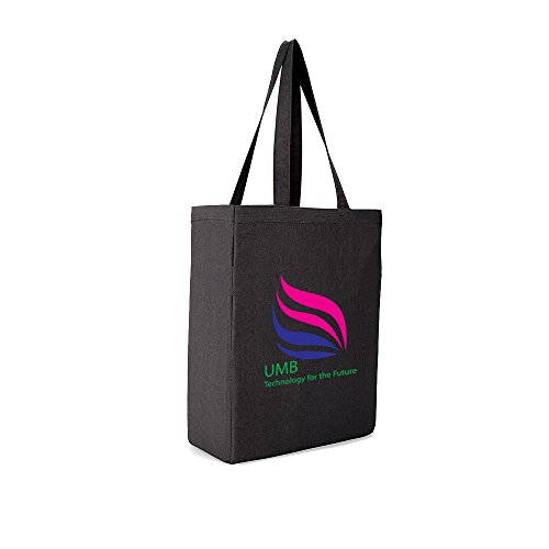 All Purpose Tote - 50 Quantity - $6.80 Each - BRANDED / SCREEN PRINTED with YOUR LOGO / CUSTOMIZED by Sunrise Identity (Image #4)