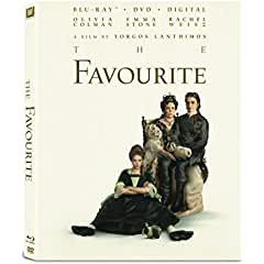 THE FAVOURITE arrives on Digital Feb. 12 and on Blu-ray and DVD March 5 from Twentieth Century Fox Home Entertainment