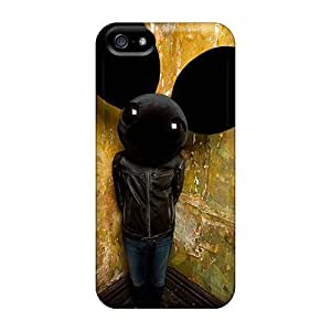 Waterdrop Snap-on Dj Deadmau5 Case For Iphone 5/5s