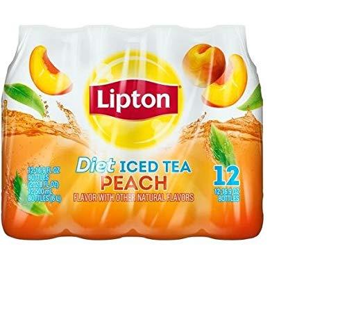 Amazon Com Lipton Diet Green Tea With Mixed Berry 12