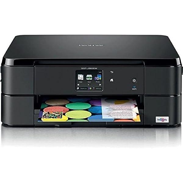 Brother DCP J562DW - función - color - chorro de tinta: Amazon.es ...
