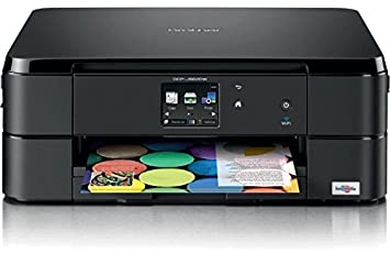 Brother DCPJ562DWZU1 Colour Inkjet Printer