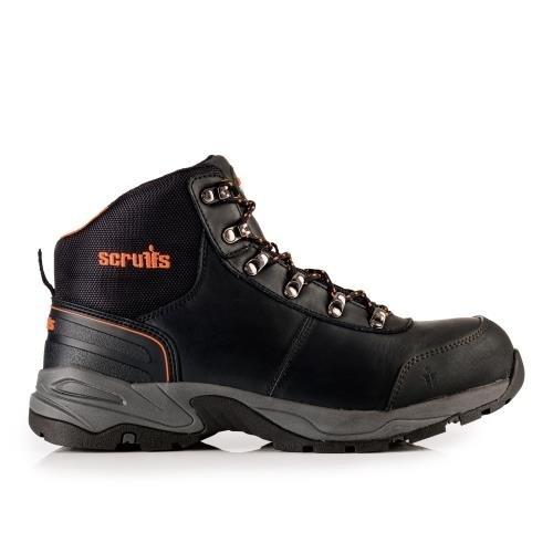 Scruffs T53452Assault Hiker taglia 11–nero
