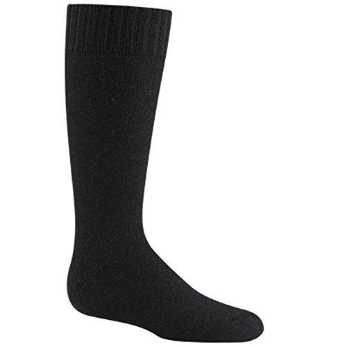 Wigwam Snow - Wigwam Snow Tot Sock (YS, Black)