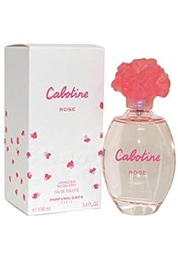 Gres Cabotine Rose Eau De Toilette Spray - 100ml/3.4oz