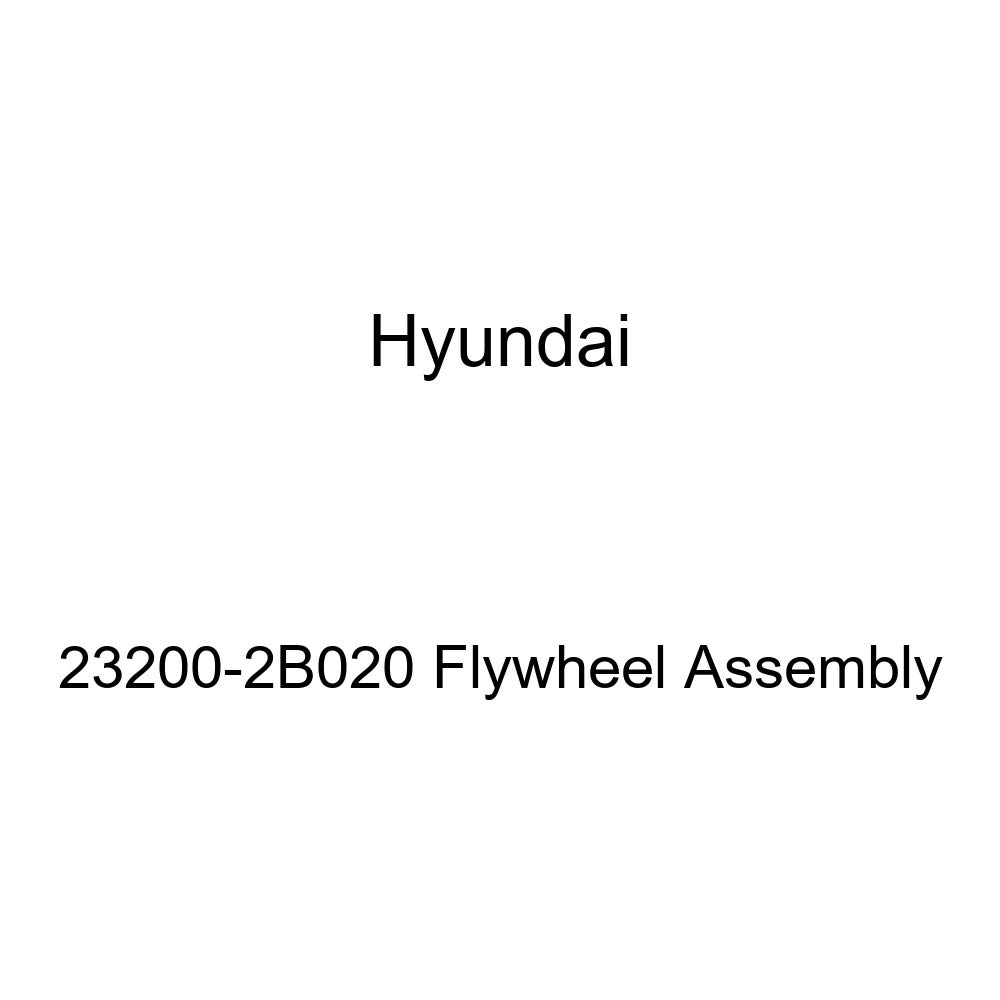 Genuine Hyundai 23200-2B020 Flywheel Assembly