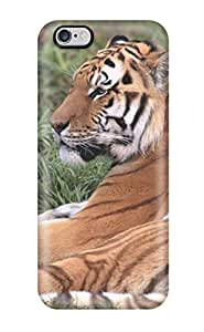 ChrisWilliamRoberson Case Cover For Iphone 6 Plus - Retailer Packaging Free Tiger Pic Protective Case