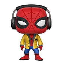 Funko 21660 Pop Movies HC-Spider-Man with Headphones Collectible Vinyl Figure