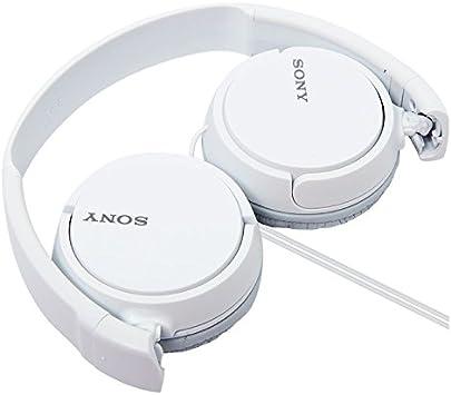 casque sony zx110 blanc