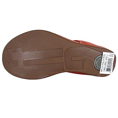 Fitflop 371 Womens Banda Sandals Ultra Orange okfhHNH
