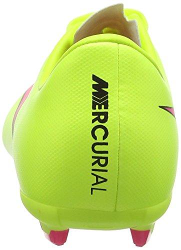 V 5 Soccer Victory Kids US Jr Cleat Black FG Kids 4 Hyper Mercurial Volt Nike Pink wpqIH1c