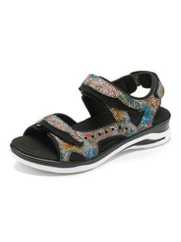 Avena Damen Hallux-Trekking-Sandale Mehrfarbig