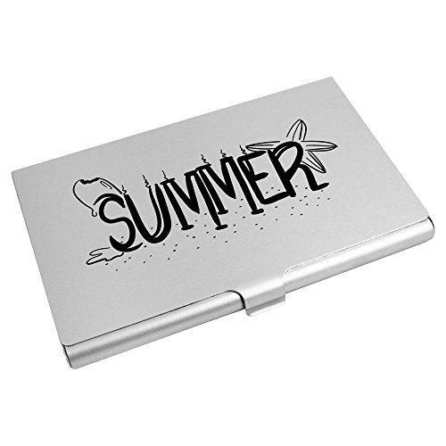Business Credit Azeeda Card CH00006322 'Summer' Wallet Card Azeeda 'Summer' Holder PxwgtrYFqw