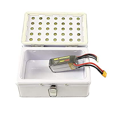 Bat-Safe GetFPV Mini Battery Charging Safe Box: Toys & Games
