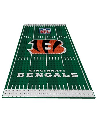- Oyo Sportstoys NFL Cincinnati Bengals Sports Fan Bobble Head Toy Figures, Black/Orange, One Size