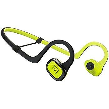 TaoTronics Bluetooth Headphones, Wireless In Ear Earbuds Sweatproof Sports Earphones with Superb Bass Stereo Green