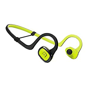TaoTronics Bluetooth Headphones, Wireless In Ear Earbuds Sweatproof Sports Earphones with Superb Bass Stereo (Built In Mic, Ergonomic-Designed Ear Hooks, Soft Silicone Gel Surface)