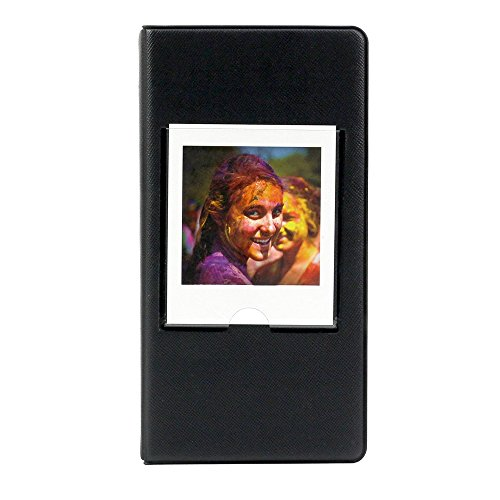 - Wogozan Photo Album for Square SQ10 (64 photos)(3.39x2.83 inch) - Black