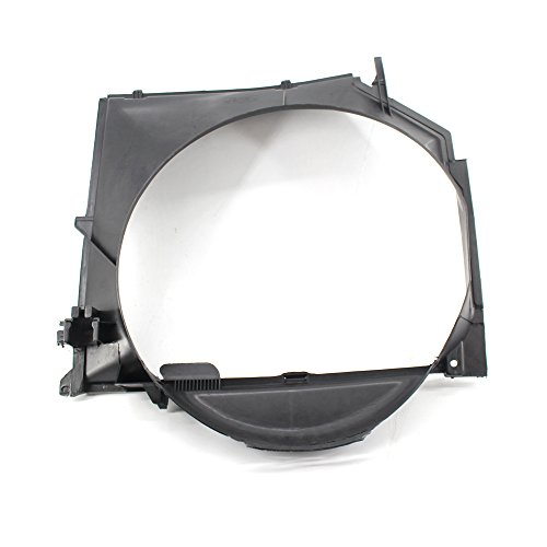 Brand New Radiator Cooling Fan Shroud Trim Cover For BMW 3 Series E46 1711 1436 259 ()