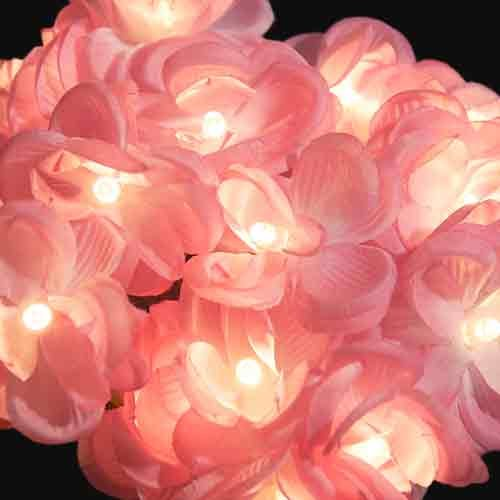 Blaze on romantic haute couture country rose fairy lights pink blaze on romantic haute couture country rose fairy lights pink 320 led mightylinksfo