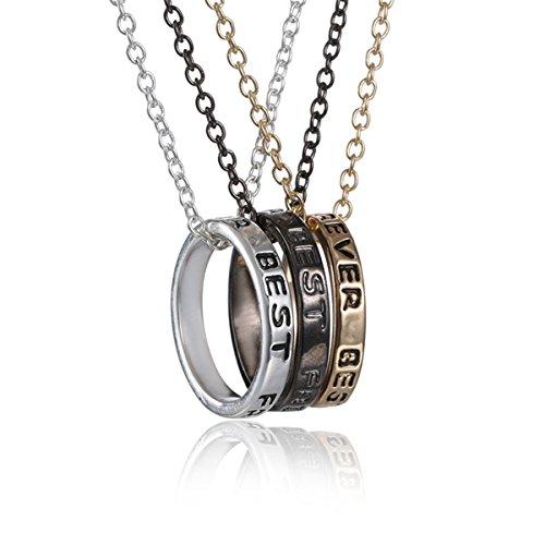 RoseSummer forever Friendship Pendant Necklace product image
