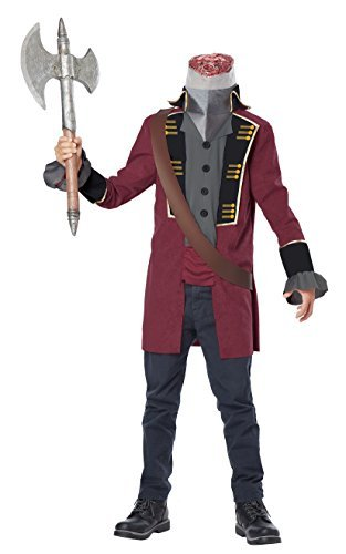 California Costumes Sleepy Hollow Headless Horseman Child Costume, Medium by California Costumes