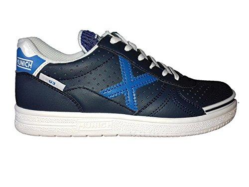 Munich , Jungen Sneaker blau blau
