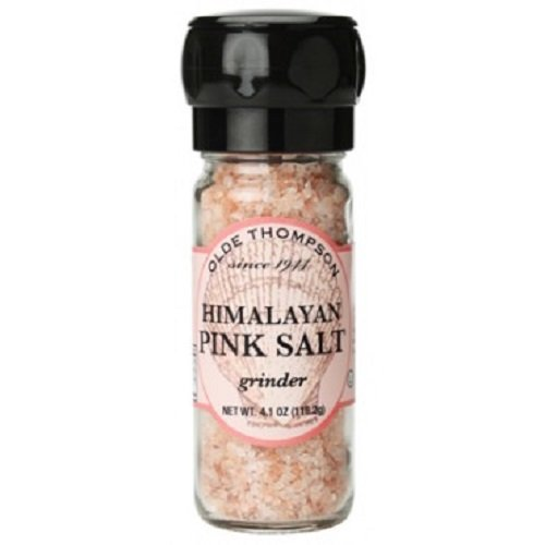 Olde Thompson 4.1 oz Himalayan Pink Salt by Olde Thompson