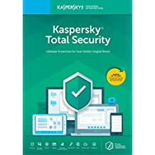 Kaspersky Total Security 2018 5 Device/1 Year [Key Code] (5-Users)