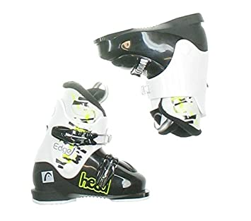 Edge J2 Ski Boots Boys Head kids ski boots Edge J2 Black White New pair 2016