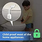 Child Safety Strap Locks (4 Pack) for